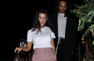 Kourtney Kardashian : Soirée avec Luka Sabbat, son nouveau petit ami ?
