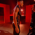 "Fauve Hautot et Terence Telle - ""Danse avec les stars 8"", samedi 6 octobre 2018, TF1"
