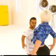 "Anouar Toubali et Emmanuelle Berne - ""Danse avec les stars 9"", samedi 6 octobre 2018, TF1"