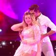 """Héloïse Martin et Christophe Licata - """"Danse avec les stars 9"""" samedi 6 octobre 2018, sur TF1"""