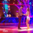 "Carla Ginola et Jordan Mouillerac - ""Danse avec les stars 9"", samedi 6 octobre 2018, TF1"