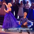 "face à face de ""Danse avec les stars 9"", samedi 6 octobre 2018, TF1"