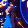"""Anouar Toubali et Carla Ginola éliminés - """"Danse avec les stars 9"""", samedi 6 octobre 2018, TF1"""