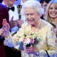 Concert au théâtre Royal Albert Hall à l'occasion du 92ème anniversaire de la reine Elisabeth II d'Angleterre à Londres le 21 avril 2018.