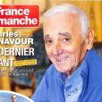 France Dimanche en kiosques le 5 octobre 2018