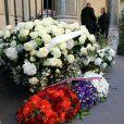Exclusif - Obsèques de Charles Aznavour en la cathédrale arménienne Saint-Jean-Baptiste de Paris. Le 6 octobre 2018 © Jacovides-Moreau / Bestimage