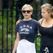 Michelle Williams et sa fille Matilda : 12 ans et déjà aussi grande qu'elle