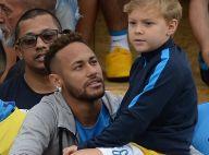 Neymar n'est plus l'idole de son fils de 6 ans, Davi Lucca