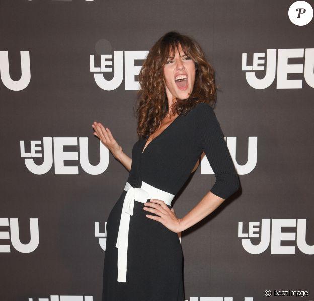 """Doria Tillier à l'avant-première du film """"Le Jeu"""" au cinéma UGC Normandie à Paris, France, le 9 octobre 2018. © Coadic Guirec/Bestimage"""