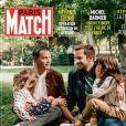 """Couverture du magazine """"Paris Match"""" en kiosque le 11 octobre 2018"""