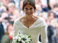 Mariage de la princesse Eugenie : La mariée radieuse en robe Peter Pilotto