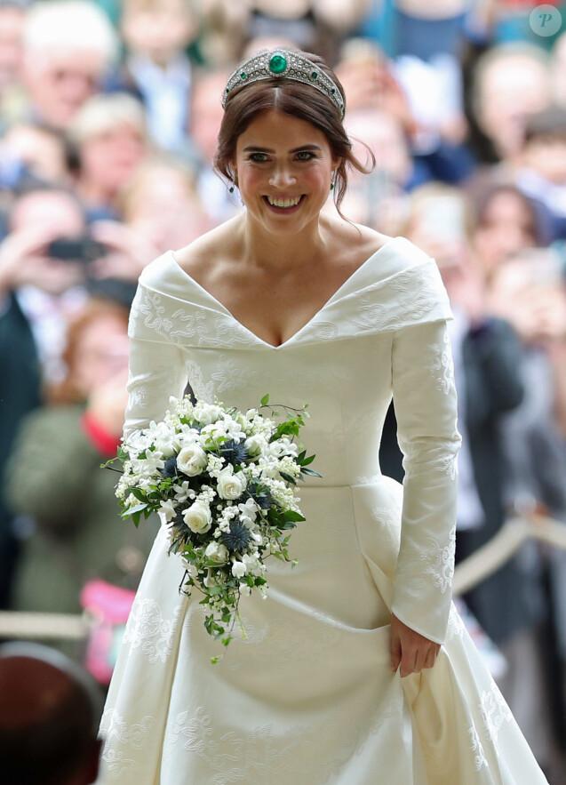La princesse Eugenie d\u0027York , Cérémonie de mariage de la princesse Eugenie  d\u0027