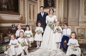 Mariage de la princesse Eugenie : Les photos officielles dévoilées par le palais