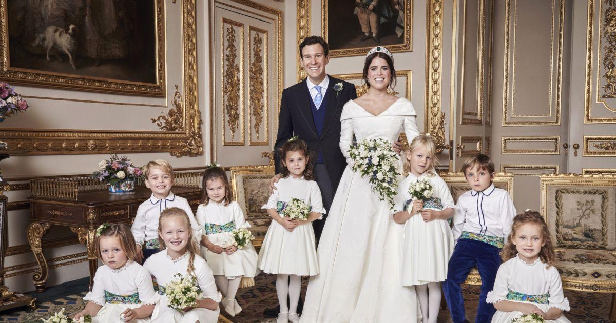 Mariage de la princesse Eugenie et Jake Brooksbank