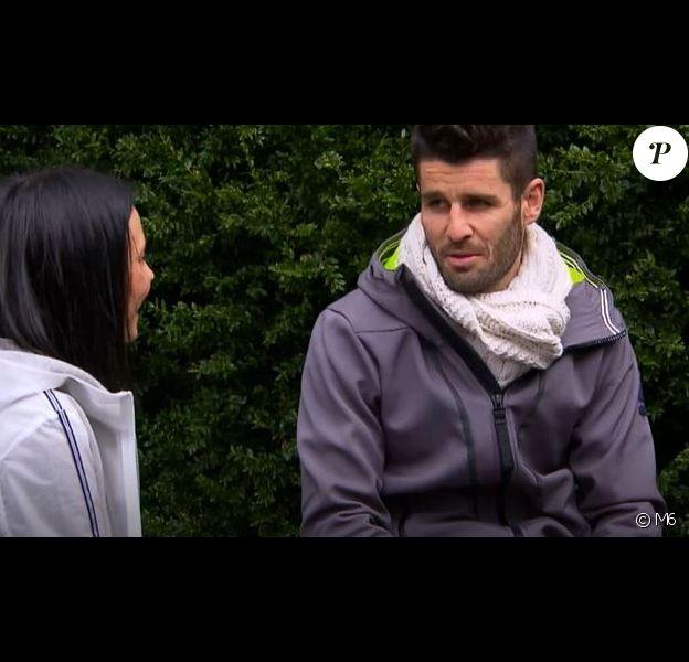 """Emeric et sa prétendante Lucie - Extrait de l'émission """"L'amour est dans le pré"""" diffusée lundi 8 octobre 2018 - M6"""