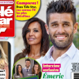 """Couverture du nouveau numéro de """"Télé Star"""" en kiosques lundi 16 octobre 2018"""
