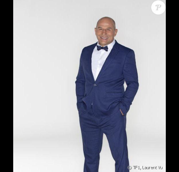 """Vincent Moscato, photo officielle de """"Danse avec les stars 9"""", TF1"""