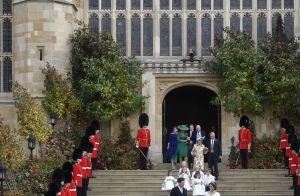 Mariage d'Eugenie d'York : Ce tendre moment échangé avec la princesse Charlotte