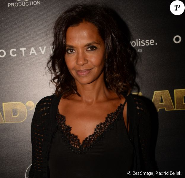 Semi-Exclusif - Karine Le Marchand - Les célébrités posent lors de l'After Party du film Alad'2 au Club Haussman à Paris le 21 septembre 2018. © Rachid Bellak/Bestimage