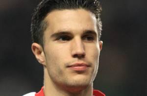 Robin van Persie, la star d'Arsenal... bientôt papa pour la deuxième fois !