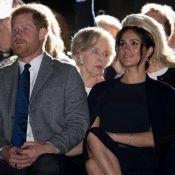 Meghan Markle enceinte et fatiguée : Le prince Harry l'invite au repos