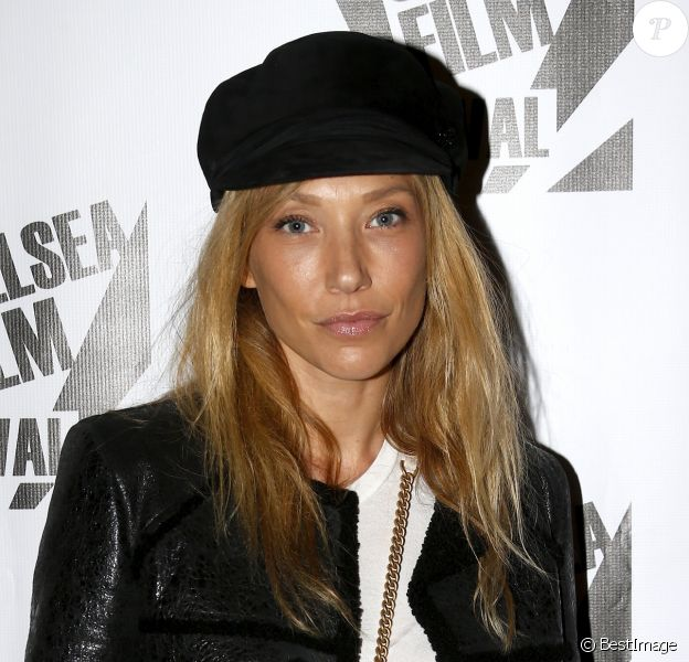 """Semi Exclusif - Laura Smet présente son court-métrage """"Thomas"""" au festival du film de Chelsea au cinéma AMC à New York le 20 octobre 2018."""