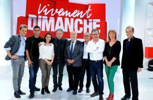 Vivement dimanche : Gérard Jugnot et Bénabar face à Michel Drucker