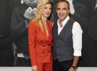 Nikos Aliagas : Complice avec sa compagne Tina, il dévoile ses oeuvres