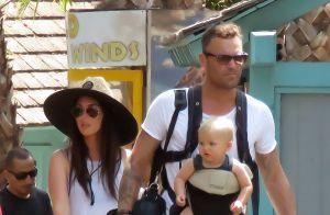 Megan Fox : Craquante photo avec ses trois enfants, qui ont bien grandi !