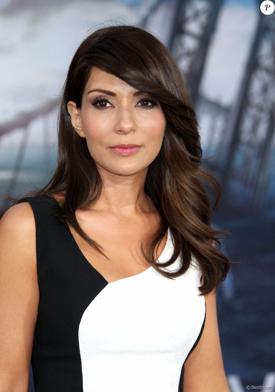 """Marisol Nichols - Premiere du film """"Oblivion"""" à Los Angeles, en 2013."""