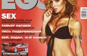 La candidate ukrainienne pour l'Eurovision ne mise pas tout sur sa voix : voici son physique de bombe... en petite tenue !