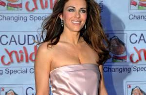 Elizabeth Hurley, divine dans une robe NEUVE, Rachel Stevens éblouissante... Encore une soirée très réussie !