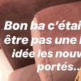 """Iris Mittenaere et Anthony Colette blessés dans """"Danse avec les stars 9"""" sur TF1, le 13 novembre 2018."""