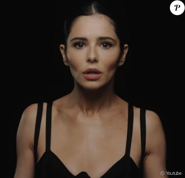 """Cheryl dans le clip de sa nouvelle chanson """"Love Made Me Do It"""" sorti en novembre 2018"""