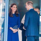 Kate Middleton rayonnante et complice avec William, subjugué chez McLaren