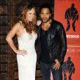 Mariah Carey et Lenny Kravitz au photocall de  Precious . 15/05/09