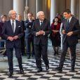 Le président italien Sergio Mattarella et sa fille Laura ont entamé leur visite officielle en Suède le 13 novembre 2018, accueillis à Stockholm par le roi Carl XVI Gustaf et la reine Silvia.