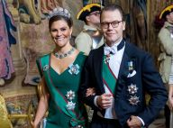 Victoria et Sofia de Suède : Sublimes en dîner de gala pour Sergio Mattarella