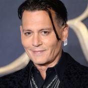 Johnny Depp : Rajeuni et au top, loin du scandale et des boycotts !