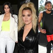 Kim Kardashian menace Tristan Thompson dans la salle d'accouchement de Khloé