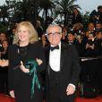 Helen Morris et Martin Scorsese