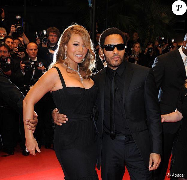 Mariah Carey et Lenny Kravitz