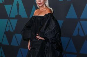 Lady Gaga : Superbe avant les Oscars, avec Hugh Jackman amoureux