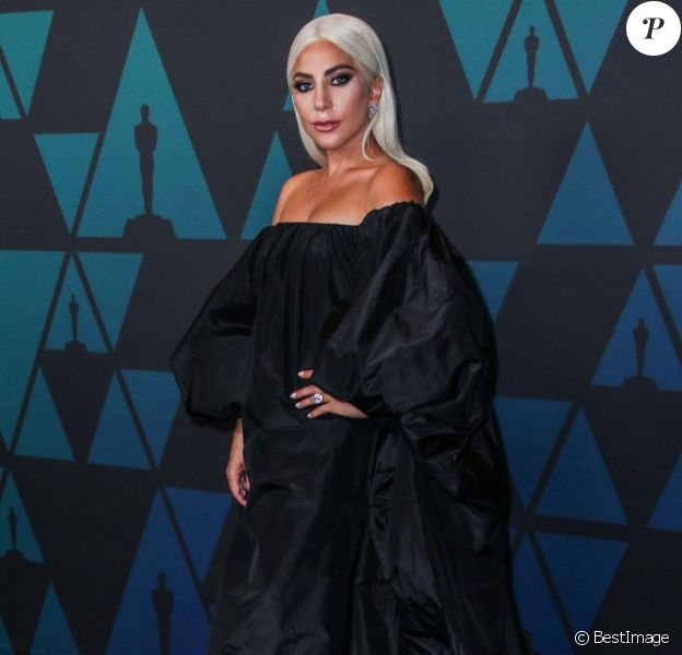 Lady Gaga - 10ème soirée annuelle des Governors Awards au Hollywood and Highland Center à Hollywood, Los Angeles, le 18 novembre 2018.