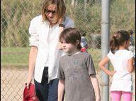 Calista Flockhart : maintenant, elle coache son fils !