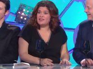 Raquel Garrido imitatrice : Elle essaye de parodier une célèbre chanteuse...