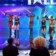 """Invictus Crew dans """"Incroyable Talent"""" le 27 novembre 2018."""