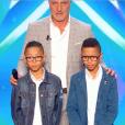 """Amine et Yassine dans """"Incroyable Talent 2018"""" sur M6 le 27 novembre."""