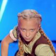 """Alina dans """"Incroyable Talent 2018"""" sur M6, le 27 novembre 2018."""