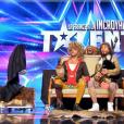 """Techno Médiévale dans """"Incroyable Talent 2018"""" sur M6, le 27 novembre 2018."""